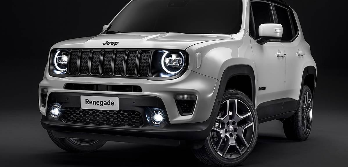 Jeep Renegade, Compass i Cherokee w wersji S