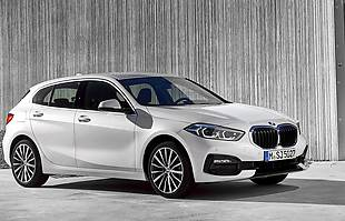 Nowe BMW 1. Napęd na przód i 3 cylindry