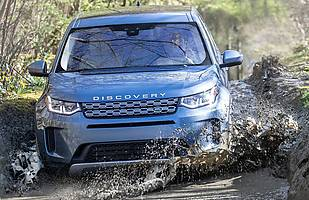 Land Rover Discovery Sport po liftingu