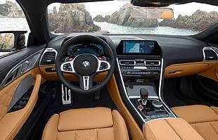 BMW M8 Convertible