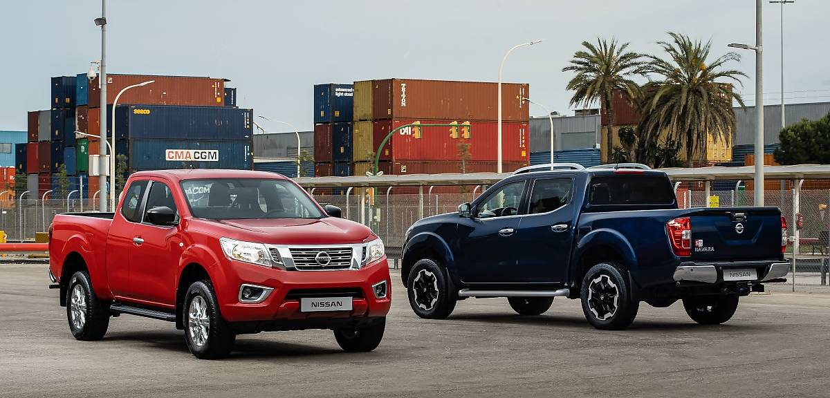 Nissan Navara po zmianach