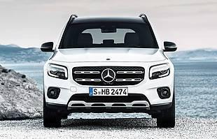 Mercedes GLB oficjalnie