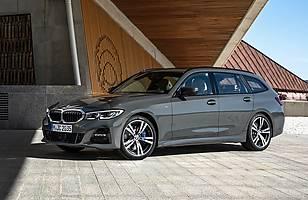 BMW serii 3 Touring zaprezentowane