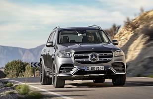 Mercedes GLS już w Polsce