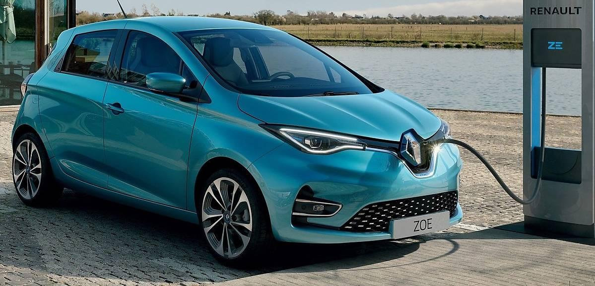 Renault ZOE po raz trzeci