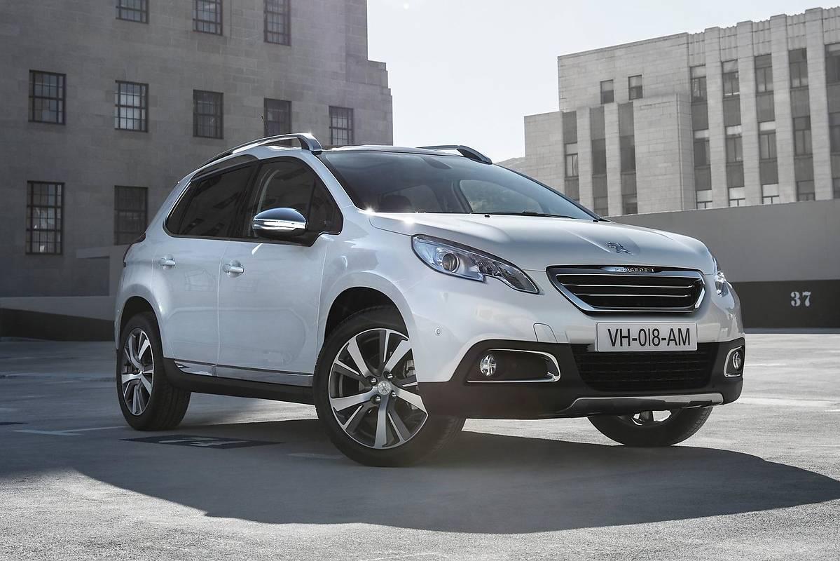 Używane: Peugeot 2008