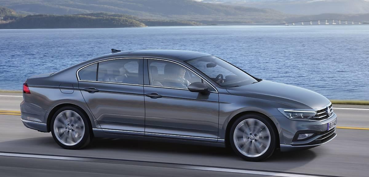 Volkswagen Passat po modernizacji. Pierwsze ceny