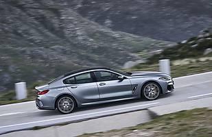 BMW 8 Gran Coupe