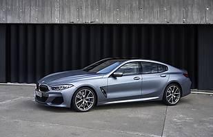 BMW 8 Gran Coupe. Nowość!