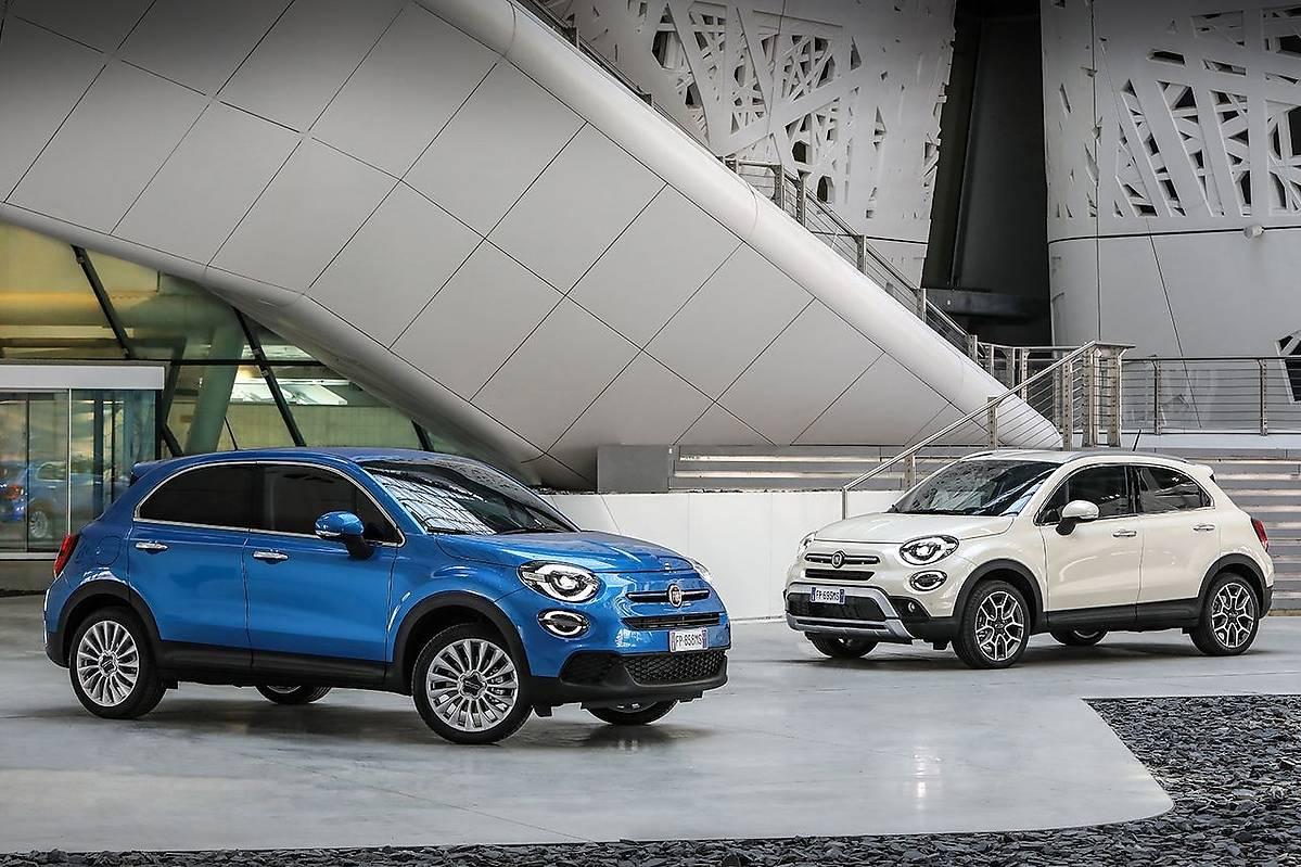 Trzy miliony Fiatów 500, 500L i 500X