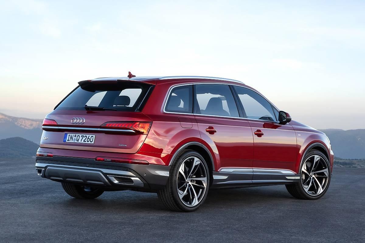 Audi Q7 po modernizacji