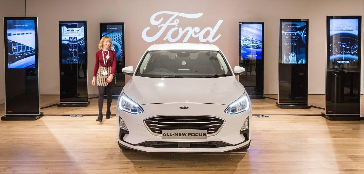 Duże zmiany w Fordzie