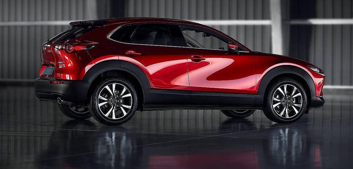 Mazda CX-30. Polskie ceny