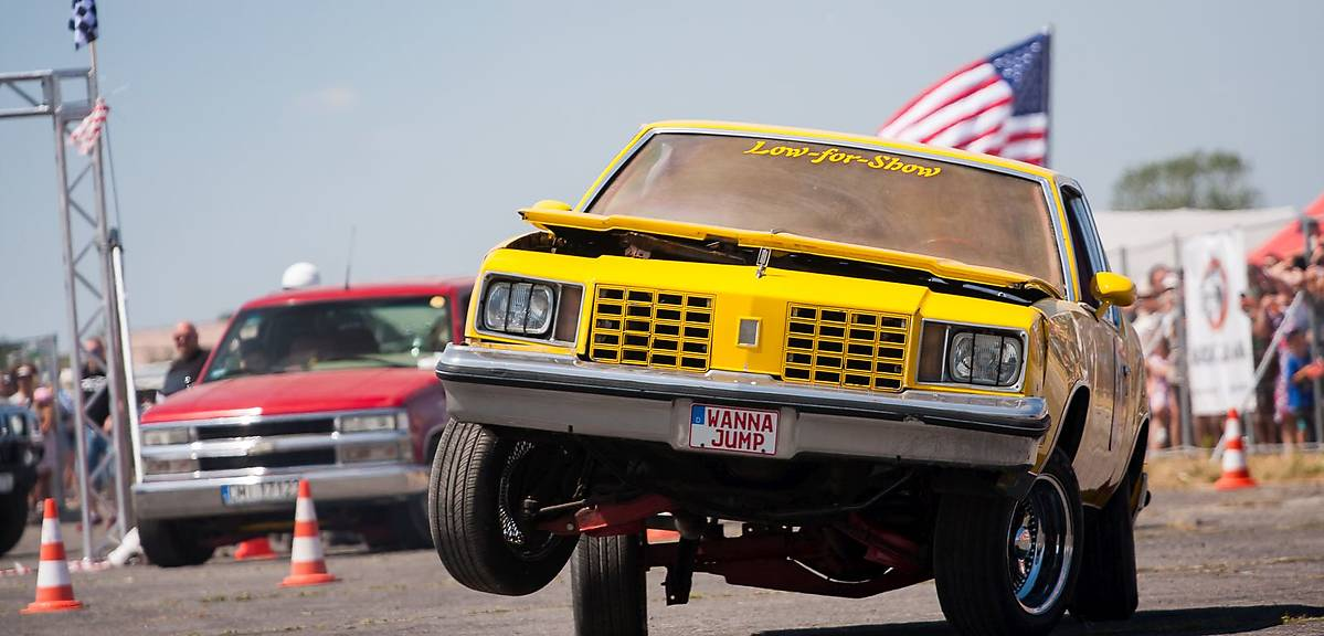American Cars Mania cz. 1.