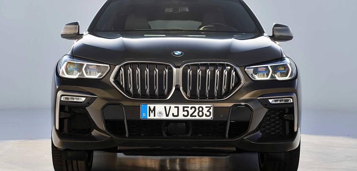 BMW X6 - całkiem nowe!