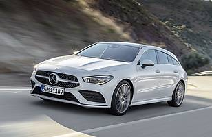 Mercedes CLA Shooting Brake. Polskie ceny