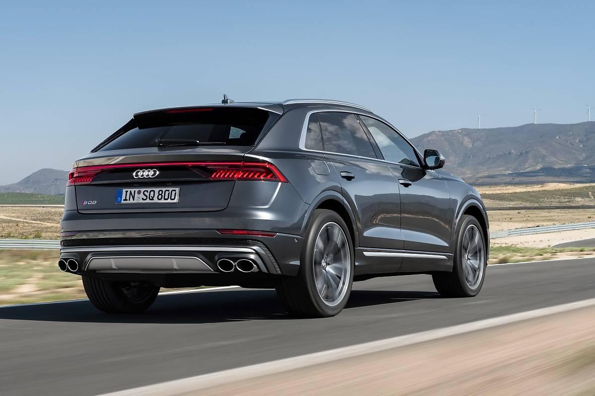 Audi SQ8 TDI. Mocniejszego diesla nie ma!