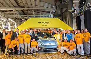 Ostatni Volkswagen Beetle