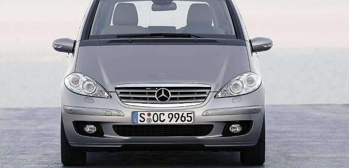 Używane: Mercedes klasy A W169