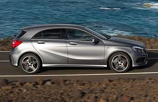 Mercedes klasy A W176