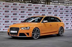Audi RS 4 Avant (B8)