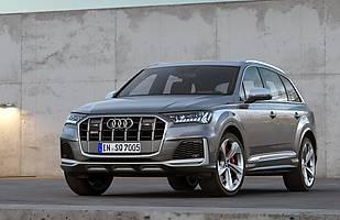 Audi SQ7 po modernizacji
