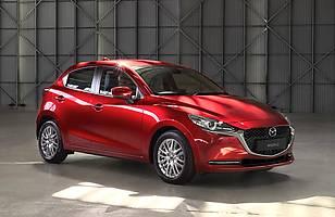 Mazda 2 po liftingu