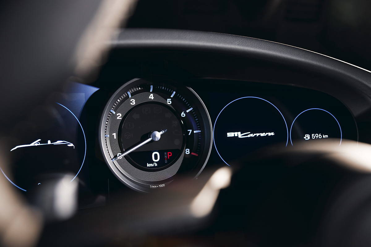 Porsche 911 Carrera. Polskie ceny