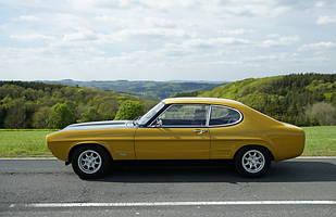 Ford Capri ma już 50 lat