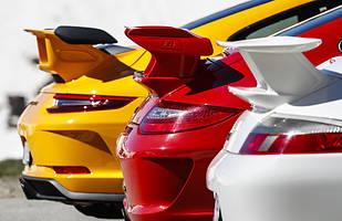 Porsche 911 GT3: generacje 996.2, 997.2 i 991.2
