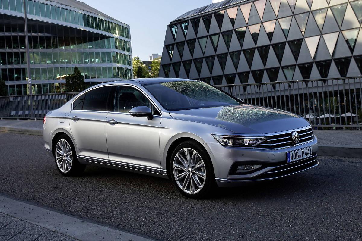 Volkswagen Passat w nowej, tańszej wersji