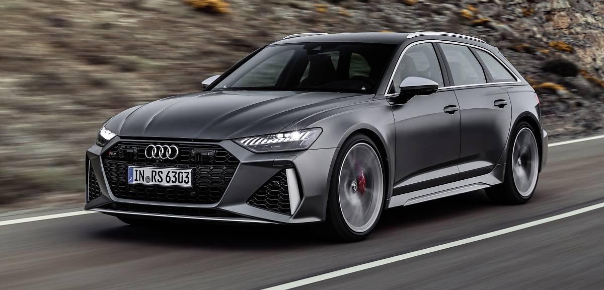 Nowe Audi RS6 Avant!