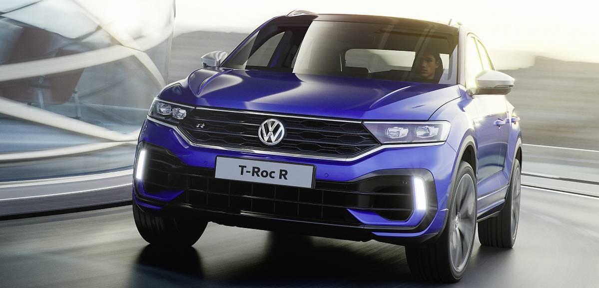 Volkswagen T-Roc R. Polskie ceny