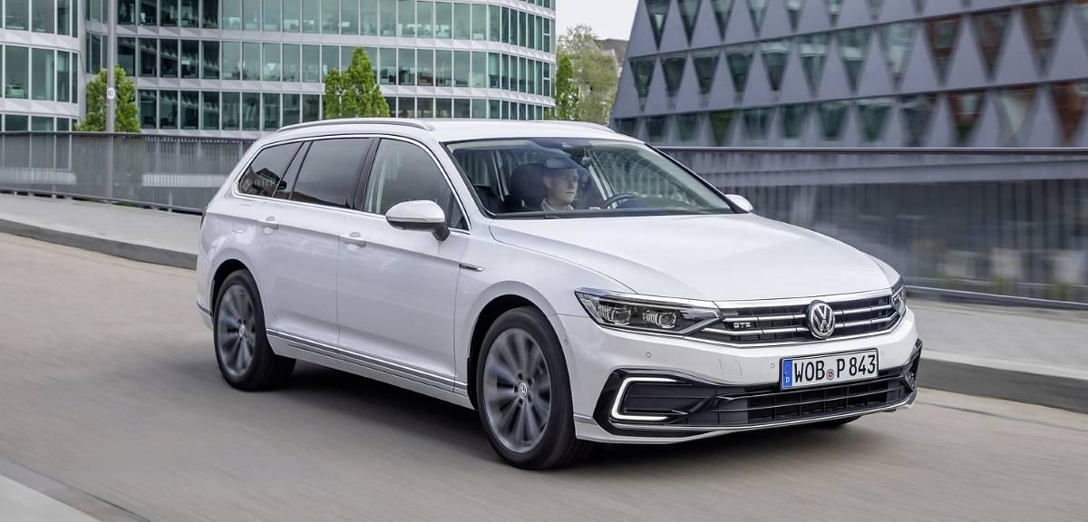 Volkswagen Passat GTE z większym zasięgiem