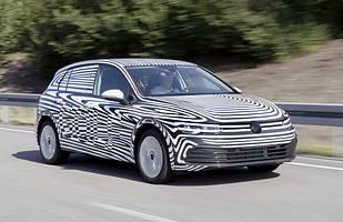 Volkswagen Golf VIII coraz bliżej