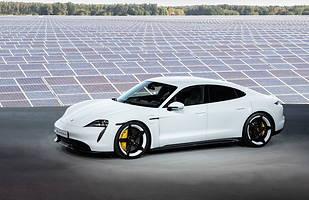 Porsche Taycan oficjalnie pokazane!