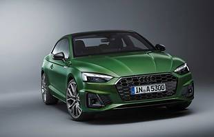 Audi A5 po liftingu