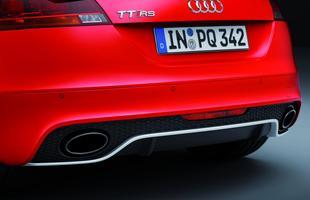 Pojedzie 280 km/h. Oto Audi TT RS plus
