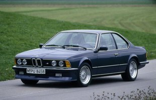 BMW M6 (debiut 1983 rok)