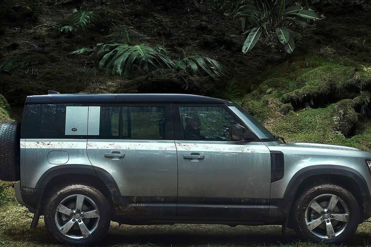Land Rover Defender w szczegółach