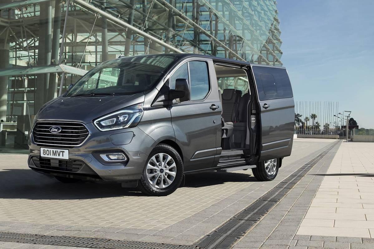 """Ford we Frankfurcie. Całkowicie """"elektryczne"""" stoisko!"""