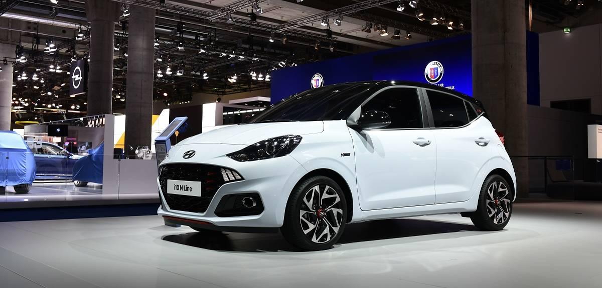 Hyundai i10 N Line. Nie hot-hatch, ale... hot!