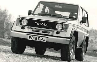 10 mln Toyoty Land Cruiser