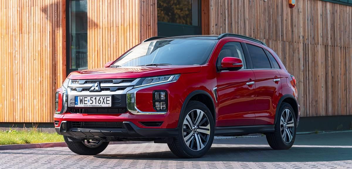Zmodernizowane Mitsubishi ASX już w Polsce. Ceny