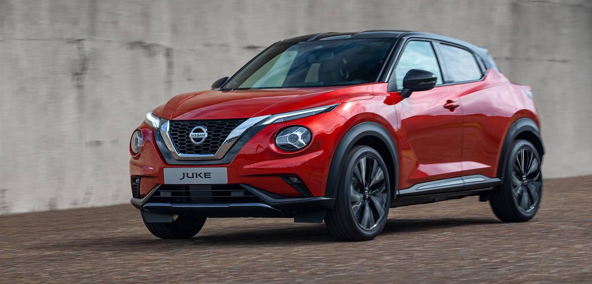 Nowy Nissan Juke. Polskie ceny!