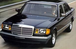 Mercedes-Benz klasy S W126