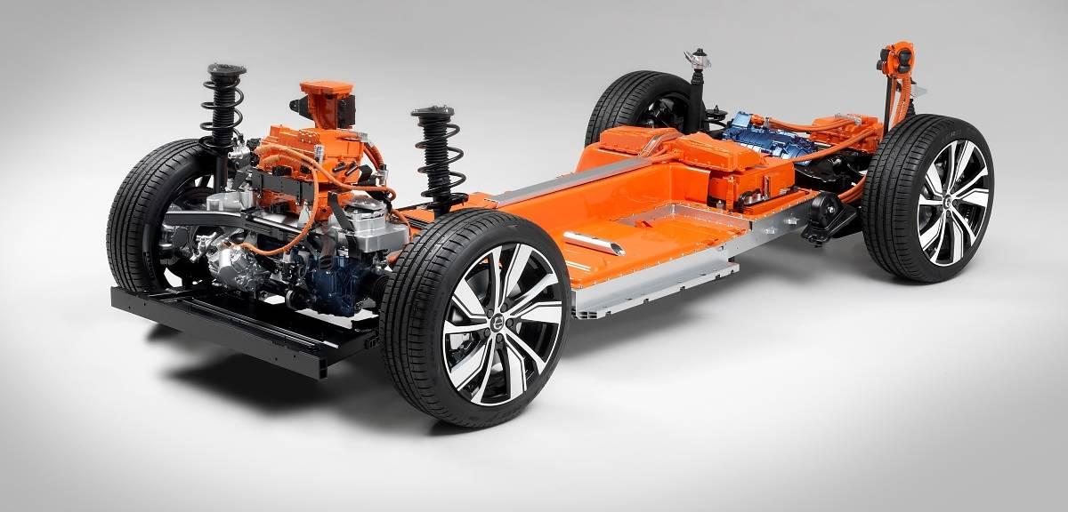 Volvo XC40 Electic. Nowe informacje