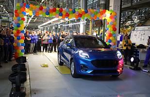 Ford Puma już w produkcji