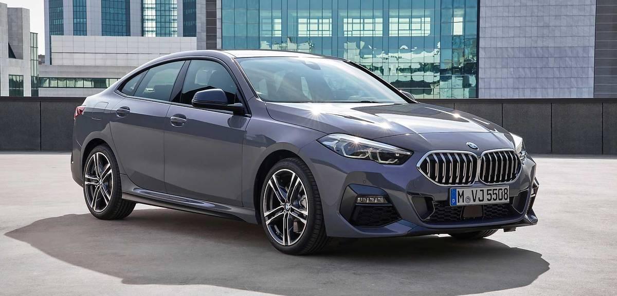 BMW 2 Gran Coupe. Pierwsze w historii!