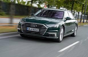 Audi A8 L 60 TFSI e quattro. Luksusowa hybryda